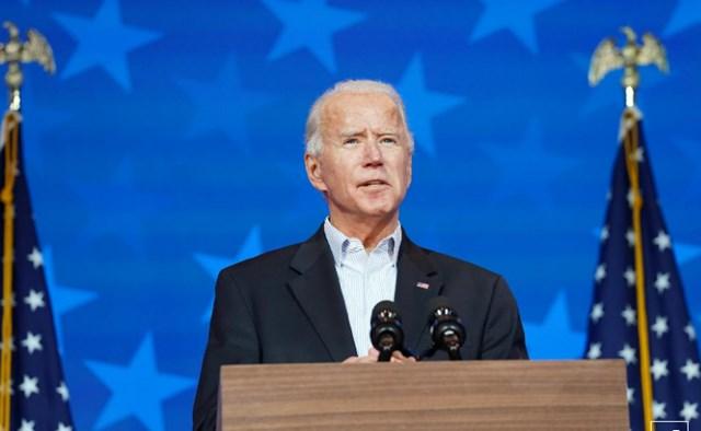 Ứng cử viên Đảng Dân chủ Joe Biden. Ảnh: Reuters.