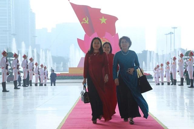 [ẢNH] Lễ kỷ niệm Ng&rgb(2, 2, 4);y truyền thống Mặt trận Tổ quốc Việt Nam - Ảnh 2