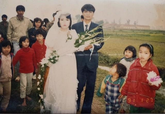 Mùa cưới ở làng xưa - Ảnh 4