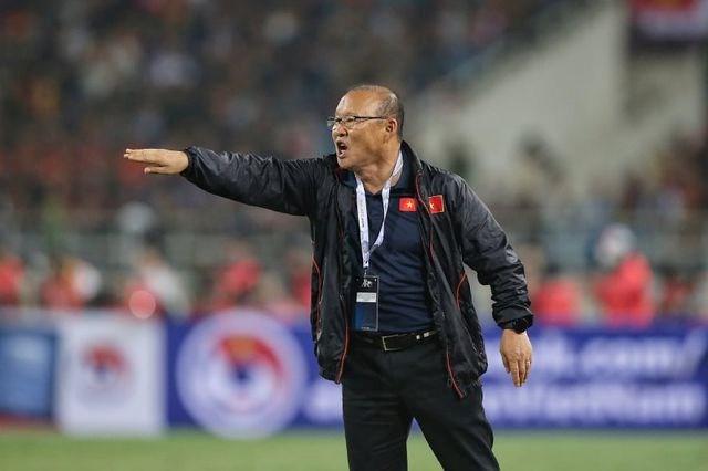 HLV Park Hang Seo cho rằng điểm mạnh của các cầu thủ Việt Nam là tinh thần chiến đấu, lòng tự tôn dân tộc...