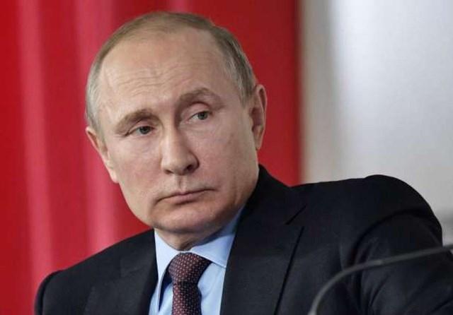 Tổng thống Nga Vladimir Putin (Ảnh: TASS).