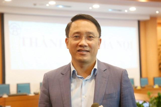 Cục trưởng Cục Thuế Hà Nội Mai Sơn.