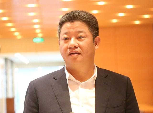 Phó Chủ tịch UBND TP Hà Nội Nguyễn Mạnh Quyền.
