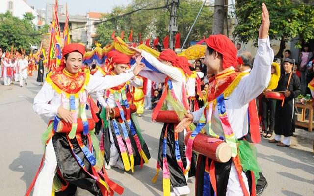 Hà Nội là một trong những địa phương có nhiều lễ hội nhất trên cả nước.