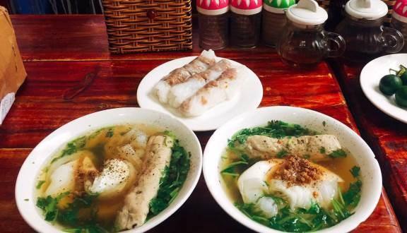 Bánh cuốn Cao Bằng hấp dẫn du khách