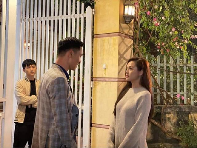 Cảnh trong phim Hương vị tình thân.