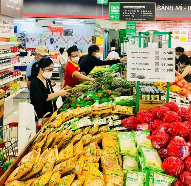 Người tiêu dùng hướng đến các cửa hàng tiện lợi nhiều hơn.