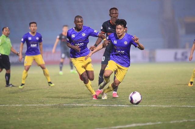 Hà Nội FC đang quyết tâm trở lại mạnh mẽ hơn.