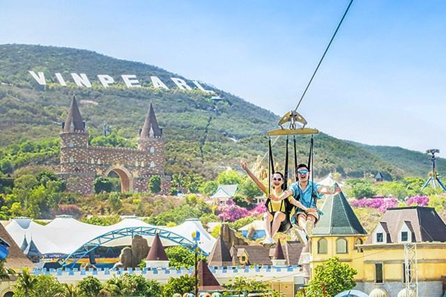Khách du lịch đến Khánh Hòa giảm 76,3% trong 2 tháng đầu năm 2021 - Ảnh 1