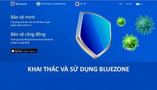 Sử dụng ứng dụng Bluezone thế nào cho hiệu quả? - Ảnh 1