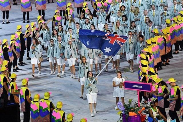 Australia tuyên bố không tham dự Olympic Tokyo 2020.