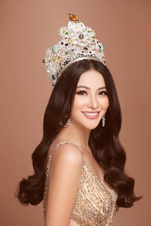 Phương Khánh lọt vào Top 4 hoa hậu có tầm ảnh hưởng nhất - Ảnh 1