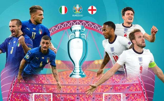 Ngày hội bóng đá EURO 2020 chuẩn bị khép lại sau 1 tháng sôi động.