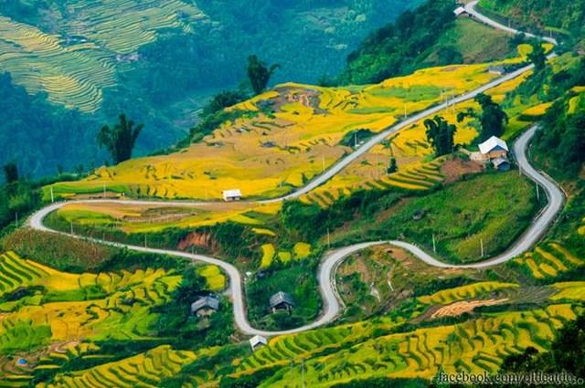 Lào Cai - kỳ quan thiên nhiên Đông Nam Á
