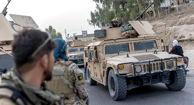 Phép thử cho Afghanistan