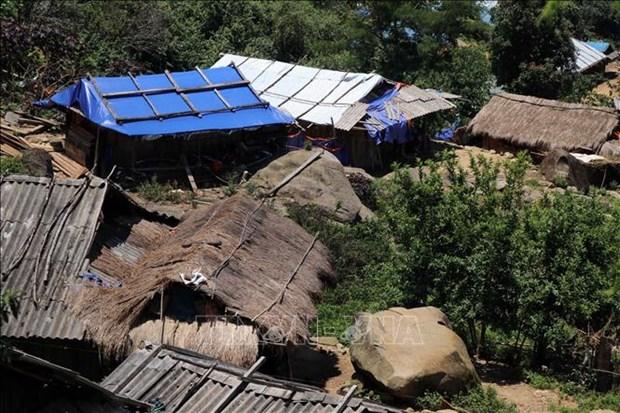 Sơn La: Sắp xếp dân cư vùng thiên tai