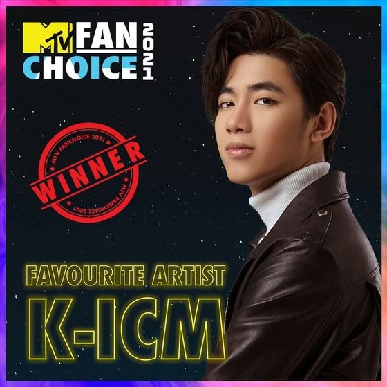 K-ICM tranh cử giải thưởng âm nhạc quốc tế