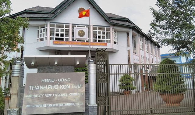 Vi phạm tại gói thầu dịch vụ công ích 46 tỷ đồng trên địa bàn thành phố Kon Tum
