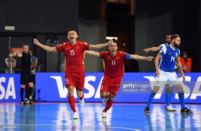 Futsal Việt Nam: Dồn sức cho trận quyết đấu