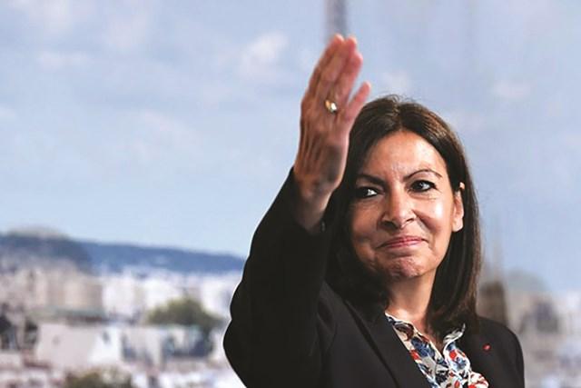 Nữ thị trưởng Paris tranh cử Tổng thống Pháp