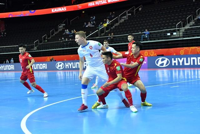 Futsal Việt Nam: Bước tiến của bản lĩnh và ý chí