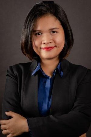 Luật sư Trần Trà Linh.