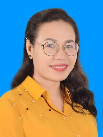 Bà Phạm Thị Hân.