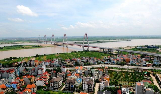 Quy hoạch hai bên bờ sông Hồng: 'Chìa khóa vàng' mở cánh cửa tiềm năng