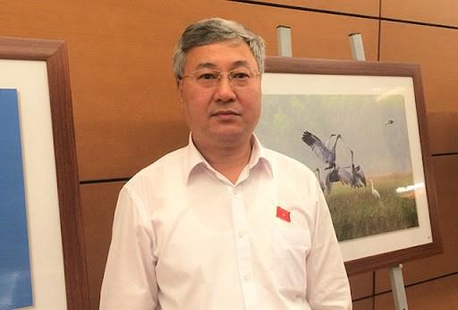 Ông Trần Văn Lâm.