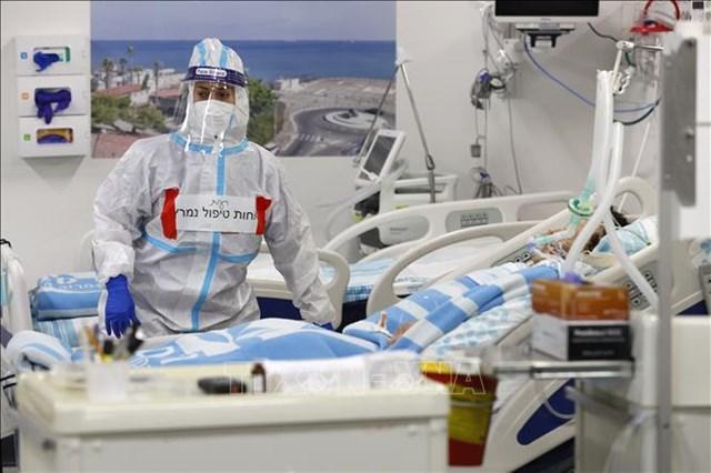 70% số ca tử vong ở Israel là những người chưa tiêm vaccine ngừa Covid-19
