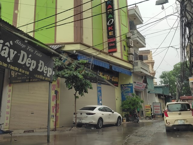 Mê Linh (Hà Nội): Nhiều đối tượng sử dụng ma túy trong quán karaoke