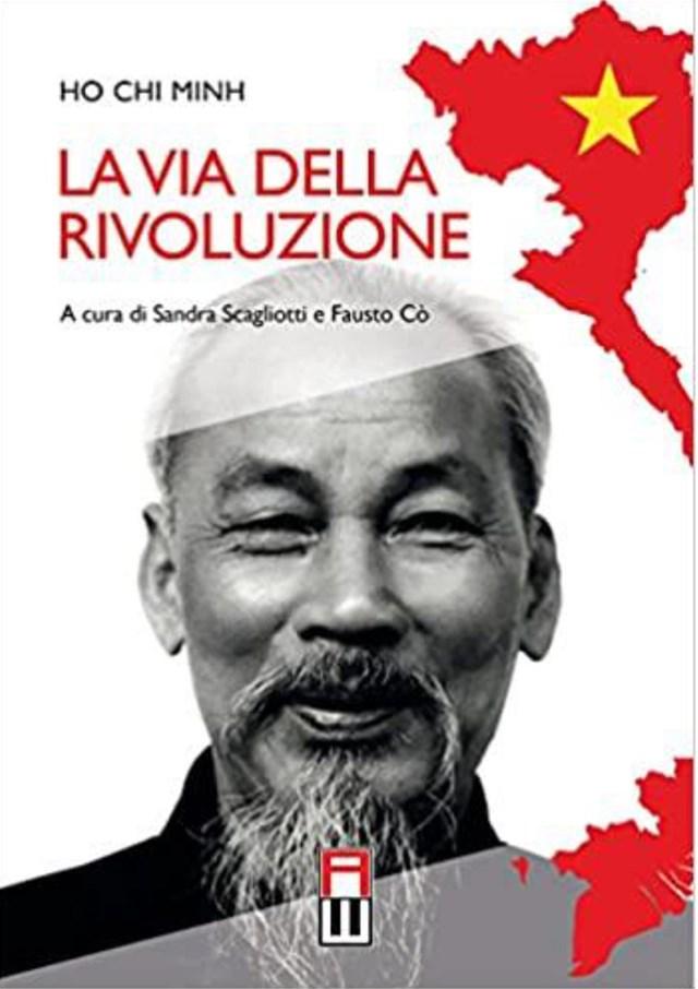 Tiếp nhận hai ấn phẩm về Chủ tịch Hồ Chí Minh bằng tiếng Italia - Ảnh 1