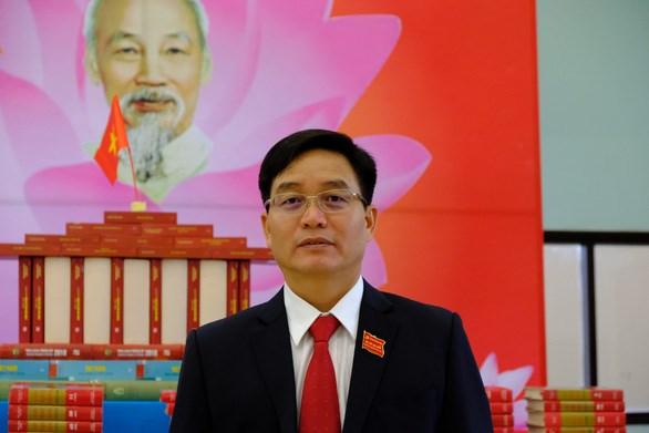 Ông Nguyễn Đình Trung, tân Chủ tịch UBND tỉnh Đắk Nông.