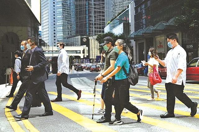Những đô thị 'dễ thở' cho người đi bộ - Ảnh 1
