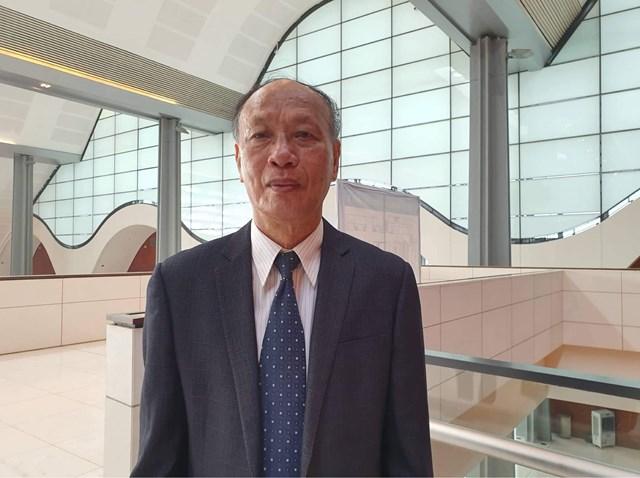 Ông Trần Ngọc Đường.