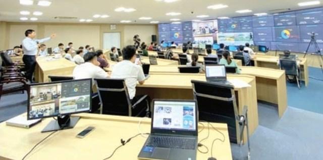 Trung tâm điều hành thông minh của tỉnh Quảng Ninh được đưa vào vận hành thử nghiệm trong thời gian qua đã góp phần nâng cao hiệu quả công tác điều hành, kiểm tra, giám sát trong toàn tỉnh.