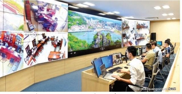 Triển khai Nghị quyết Đại hội Đảng bộ tỉnh Quảng Ninh lần thứ XV: Hạ tầng công nghệ thông tin đi trước - Ảnh 1