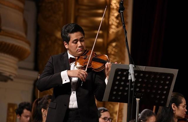 Đêm nhạc kỷ niệm 250 năm ngày sinh Beethoven - Ảnh 1
