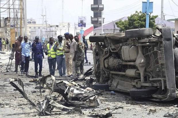 Đánh bom liều chết tại Somalia, 14 người thương vong - Ảnh 1