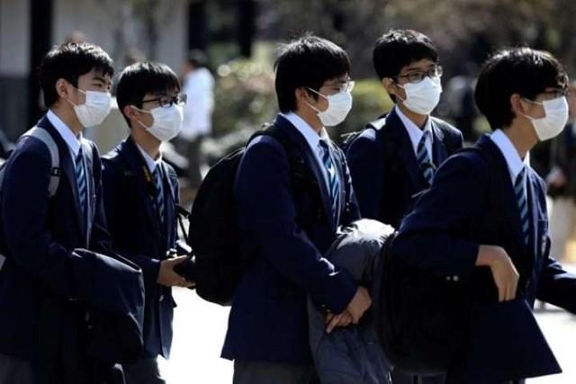 Nhật Bản căng thẳng vì Covid-19 - Ảnh 1