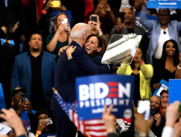 Ông Joe Biden và bà Harris sẽ làm chủ Nhà Trắng từ ngày 3/1/2021.