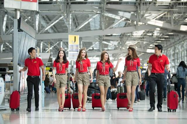 Vietjet Thái Lan đã mở mới 7 đường bay trong năm nay và dự kiến sẽ vận chuyển được 3 triệu hành khách tính đến cuối 2020 với đội tàu 15 chiếc.