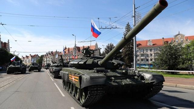 Nga tăng cường binh lực giáp ranh NATO - Ảnh 1