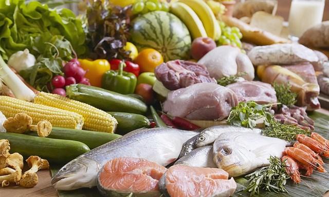 Chế độ dinh dưỡng cho người mang thai - Ảnh 2