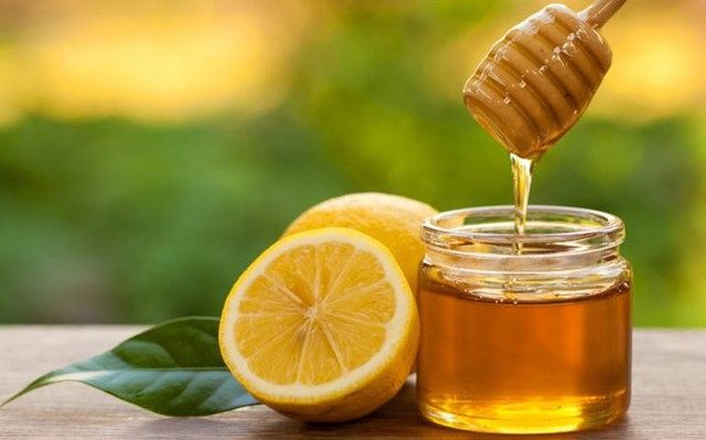 Hỗn hợp chanh, mật ong trị ho - Ảnh 1