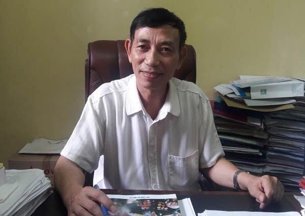 PGS.TS Vũ Quang Thọ.