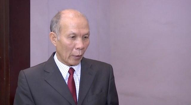 PGS.TS Đinh Trọng Thịnh, chuyên gia Kinh tế, Học viện Tài chính.