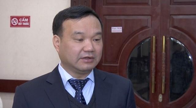Ông Nguyễn Anh Tuấn, Cục trưởng Cục Quản lý giá, Bộ Tài chính.