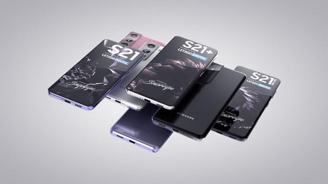 Bộ 3 sản phẩm mới của Samsung.