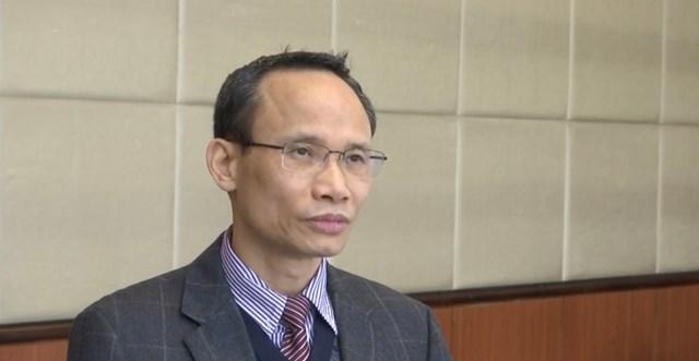 Ông Cấn Văn Lực.